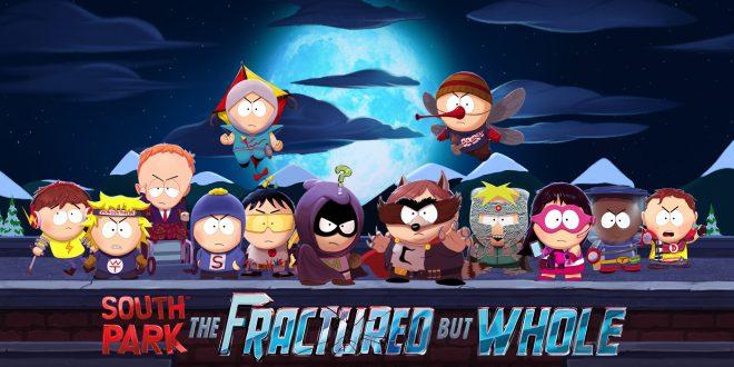 Кое ще определя трудността в South Park: The Fractured But Whole? Цвета на кожата ви, разбира се!