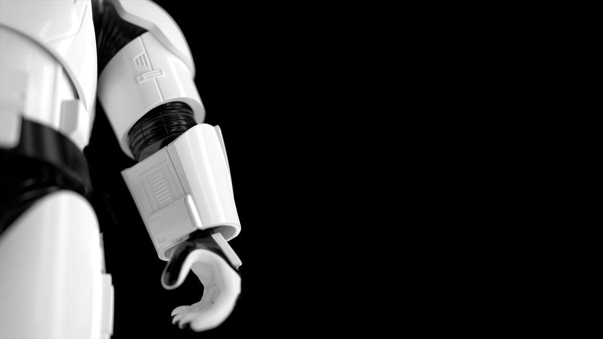 Снимка на Stormtrooper робот