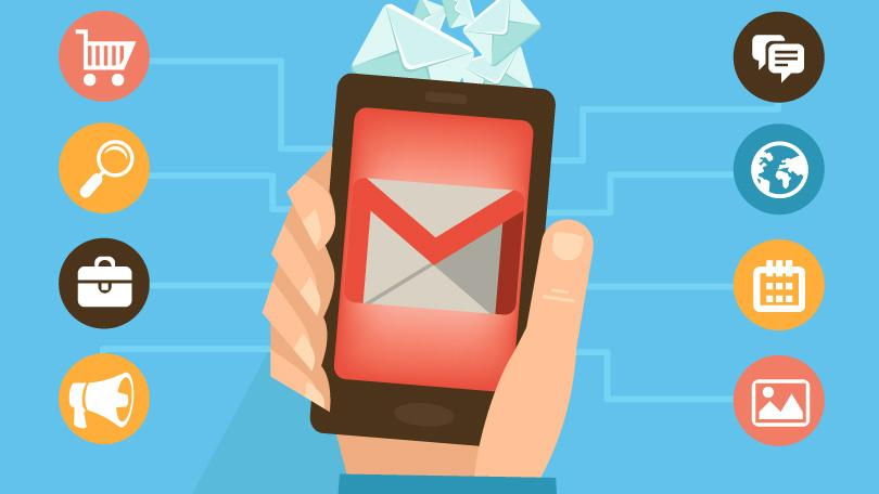 Gmail add-ons интегрирани от Google