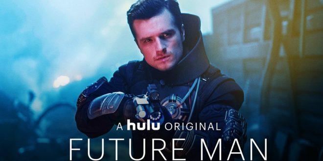 Вижте страхотния първи трейлър на Future Man