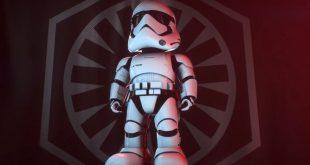 Stormtrooper робот – душевен оргазъм за феновете на Междузвездни Войни