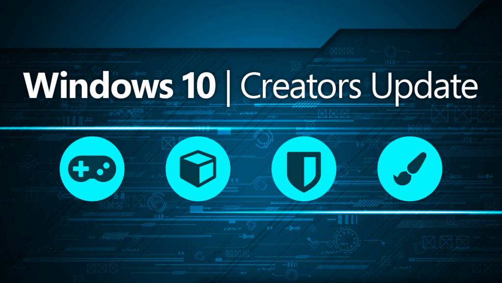 как да обновим Windows 10 версия 1511 с Windows 10 Fall Creators update