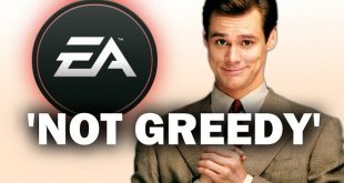 Electronic Arts greed