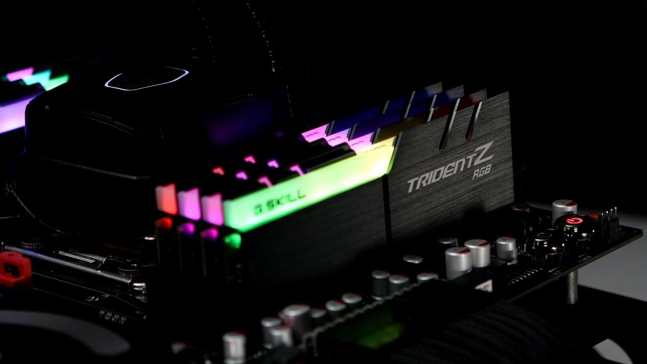 Снимка на Trident Z RGB