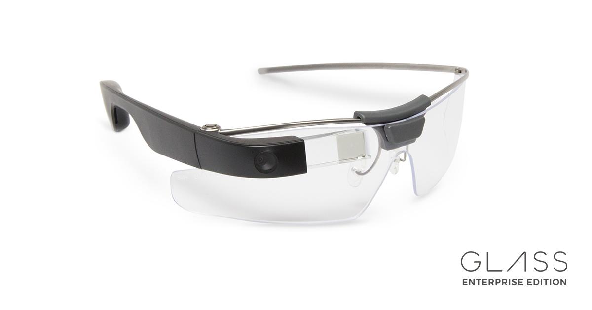 Снимка на Google Glass