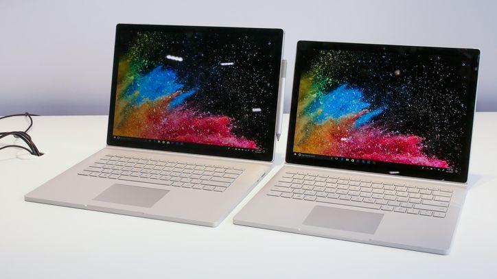 Снимка на Microsoft Surface Book 2