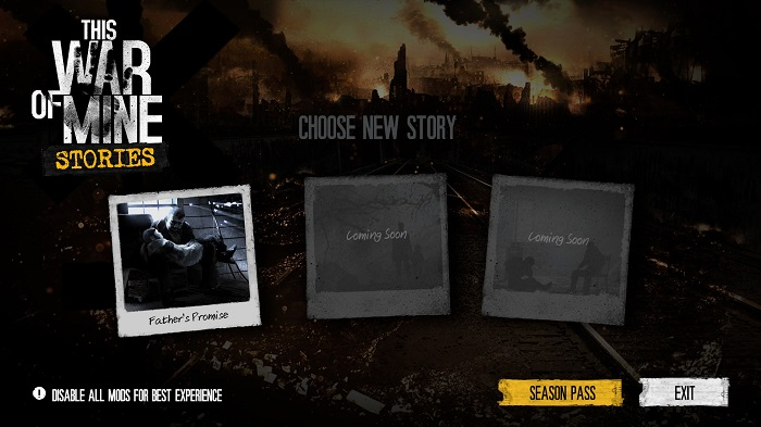 This War of Mine : Stories