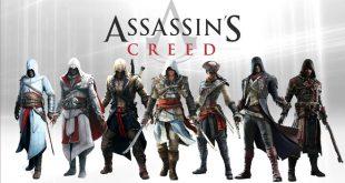 историята на Assassin's Creed