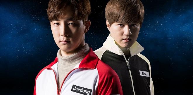 Bisu vs Jaedong