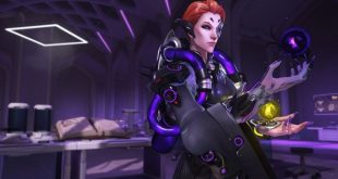 Moira new hero Overwatch
