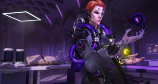 Moira new hero Overwatch