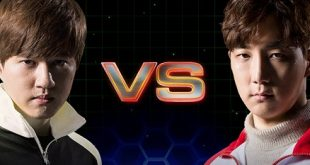 StarCraft Bisu vs Jaedong