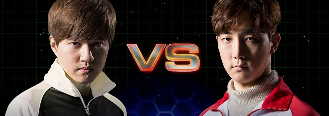 StarCraft Remastered - Jaedong VS Bisu