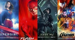 Arrowverce Crossover Event