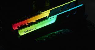 """Заглавна картинка на статията """"Trident Z RGB от G.Skill получава нови попълнения"""""""