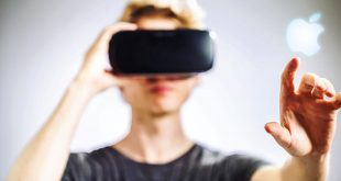 """Заглавна картина на статията """"Apple работят върху шлем за добавена реалност"""""""