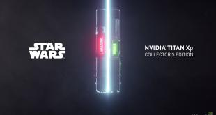 NVIDIA пуска колекционерска Titan Xp Star Wars версия