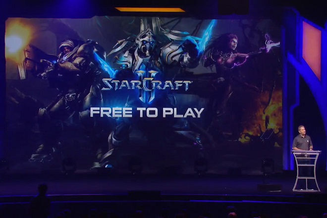 StarCraft II - Free to Play