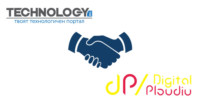Digital4Plovdiv technology.bg партньорство