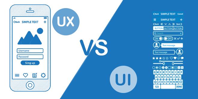 Каква е разликата между UX и UI?