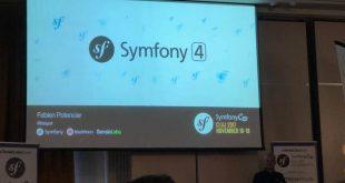 Какво се случи на SymfonyCon 2017 в Румъния