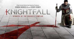 Knightfall - едно от новите заглавия в сериалите тази седмица
