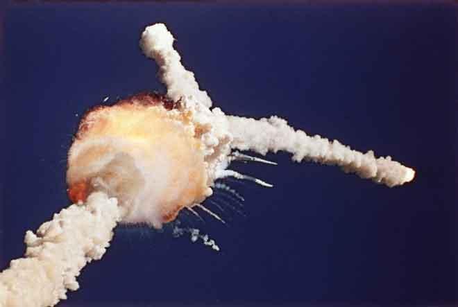 Експлозия във въздуха