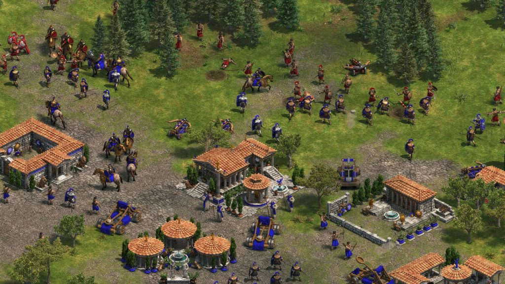 Age of Empires Definitive Edition Greek Tragedy
