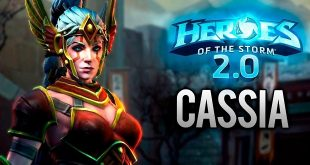 Talent Build of the Week: Cassia