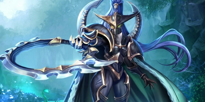 Maiev Shadowsong, The Warden
