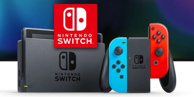 Как Switch вдъхна нов power на Nintendo*