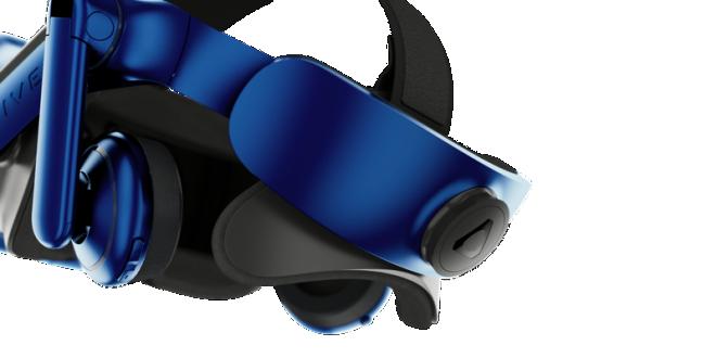 изображение на бутона за закрепване на HTC Vive Pro