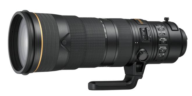 новите лещи AF-S Nikkor 180-400mm от Nikon