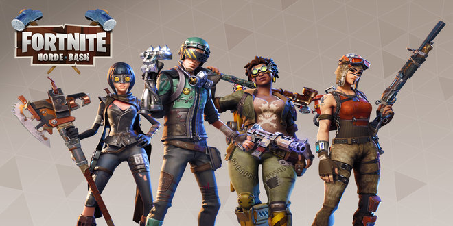 fortnite batte royale crew