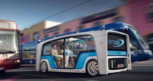 Snap, но не като чат, а като обществен транспорт