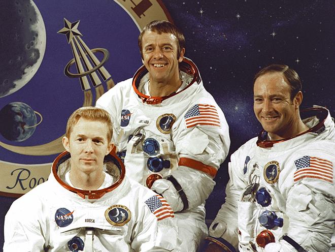 Аполо 14 Екип