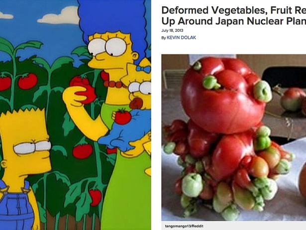 ГМО - Семейство Симпсън