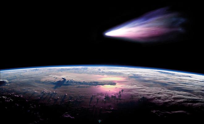 Халеева комета