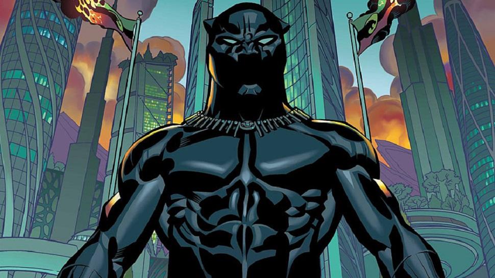 Черната Пантера - комикс