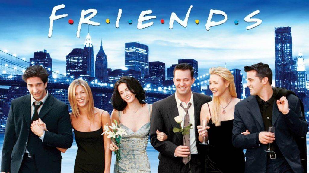 Приятели - сериал