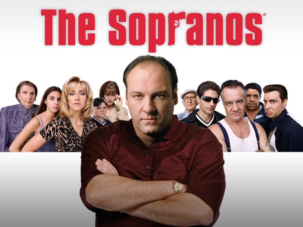 Семейство Сопрано - сериал