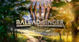 The Ballad Singer Front image