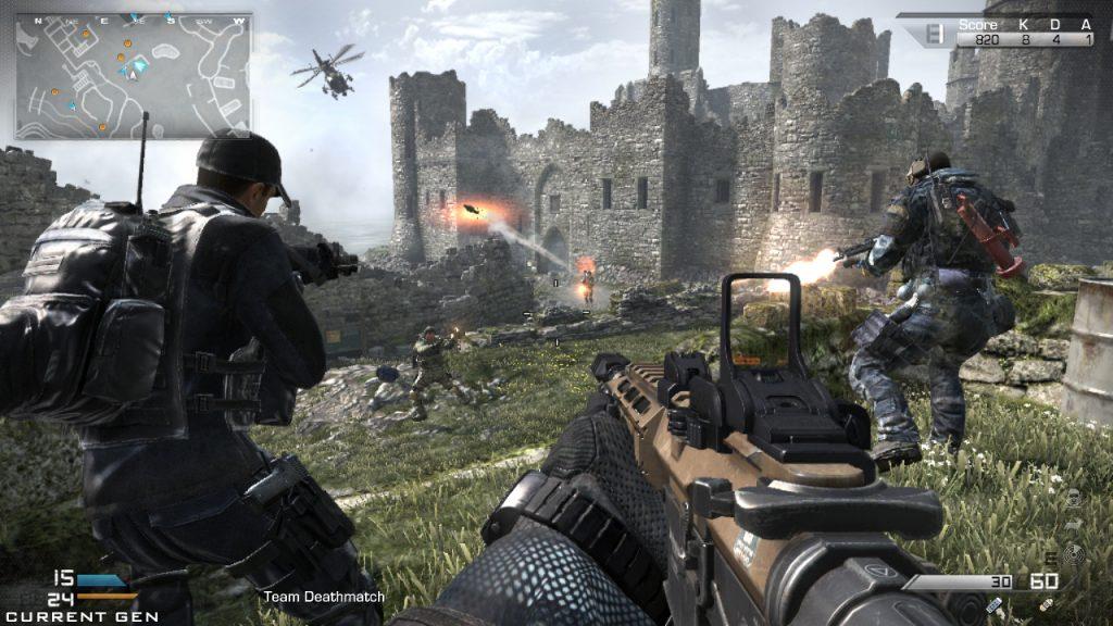 Black Ops 4, Ghosts
