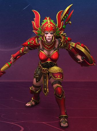 Lunar Cassia от Lunar New Year в Heroes of the Storm