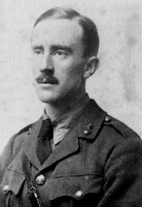 Толкин през 1916г.