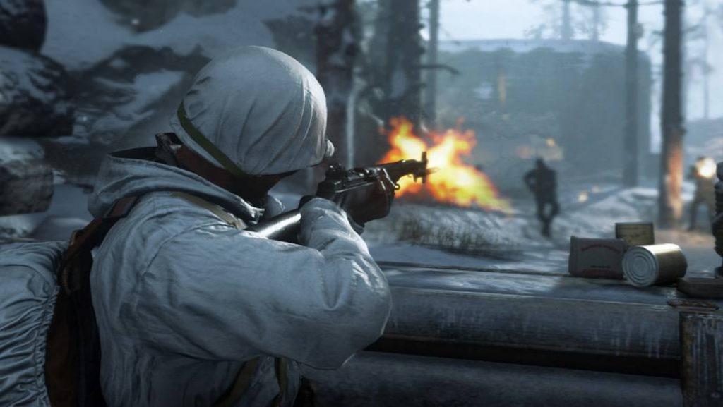 Black Ops 4, WW II