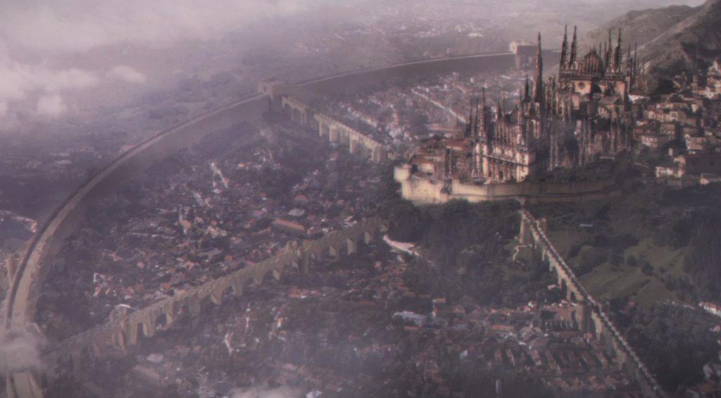 Hidetaka Miyazaki и историята на Dark Souls, Lordran
