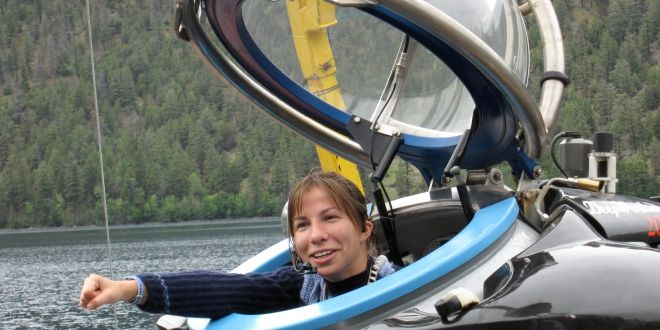 д-р Маргарита Маринова от SpaceX