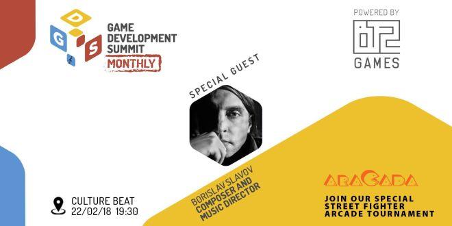 Game Dev Summit Monthly #4
