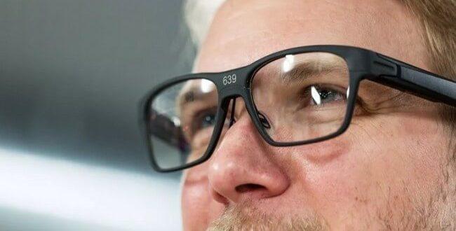 Smart очилата на Intel